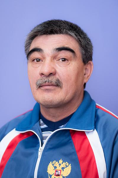 Багаутдинов Идуарт Рамазанович