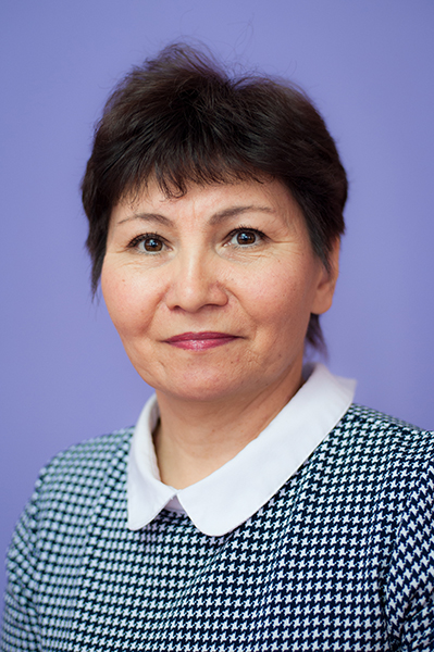 Бахтиярова Клара Гадиловна