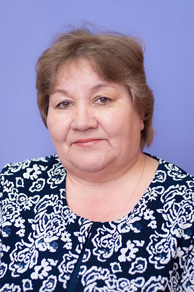 Буранбаева Людмила Николаевна