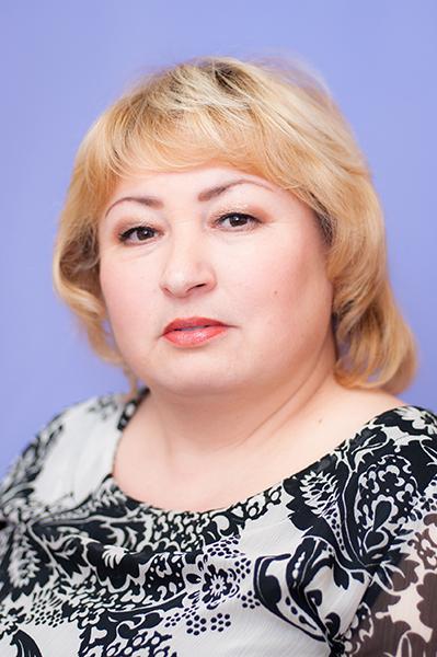 Габитова Гульсина Мухтаровна