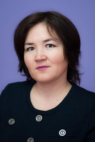 Газизова Лилия Гайфулловна
