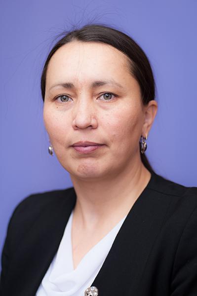 Гайнуллина Гульфира Дамировна