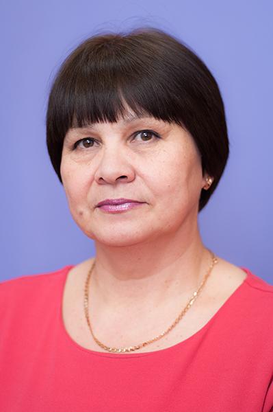 Галимзянова Шаура Фуатовна