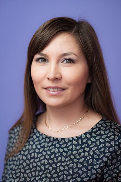 Ильгамова Алия Маратовна
