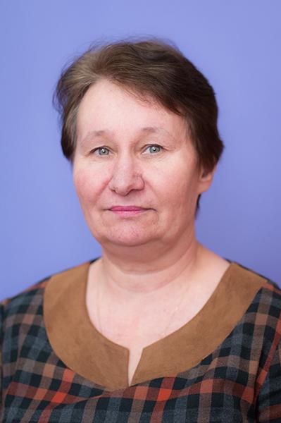 Крылова Ирина Александровна