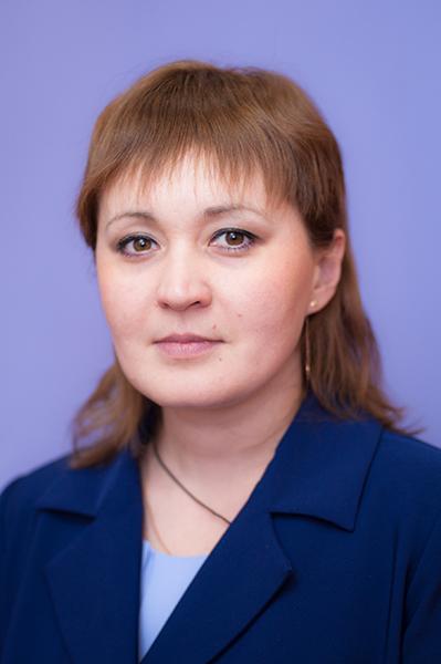 Нигматуллина Оксана Наильевна