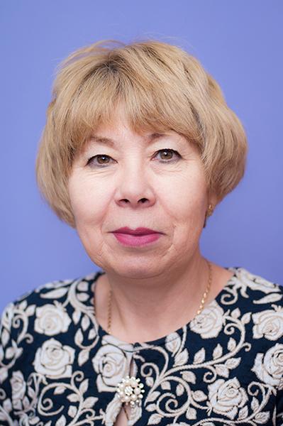 Сагадеева Рина Рашатовна