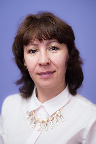 Суфиянова Минзиля Гайратовна