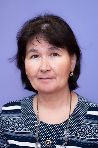 Хидиятова Залифа Даутовна