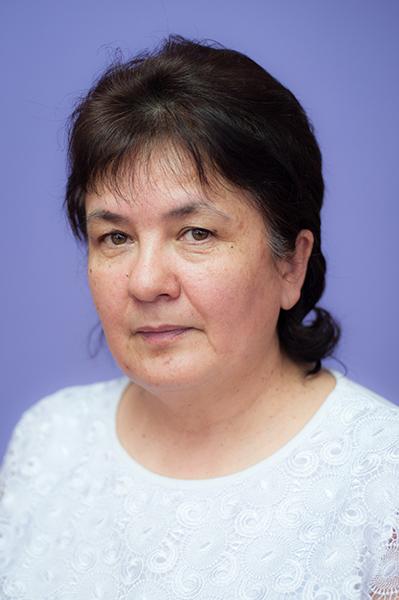 Шангина Гульдар Фарвазовна