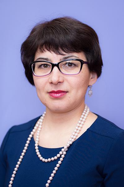 Шахурина Елена Владимировна
