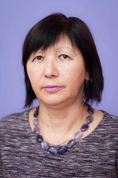 Юмагужина Зиля Закиряевна