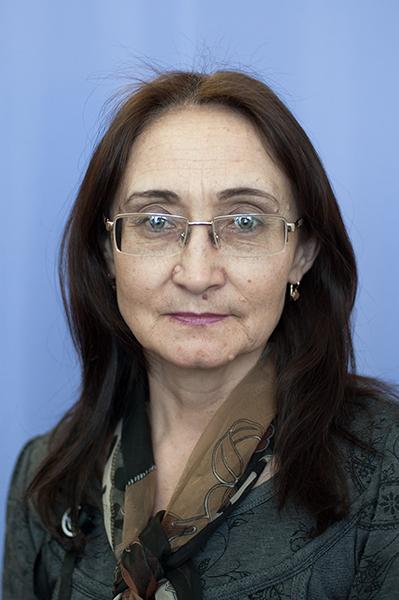 Мусина Фаузия Батуовна