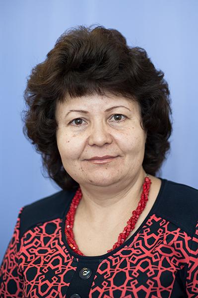 Талипова Рита Исканяровна