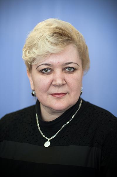 Якшимбетова Елена Васильевна