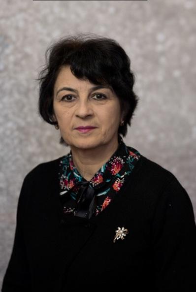 Давлетмедова Ирина Сафаровна