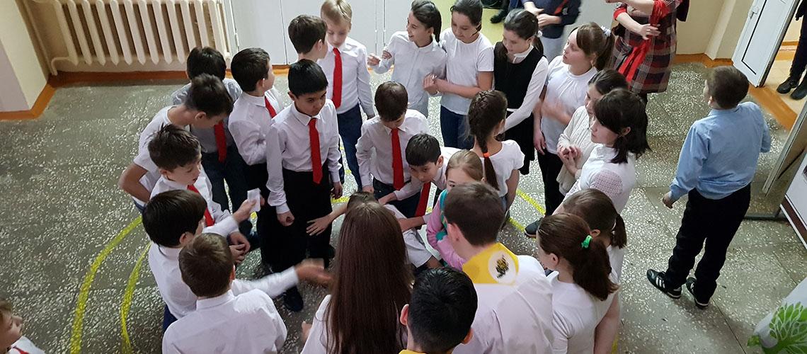 Посвящение в 5 и 9 класс 17 декабря 2018 г.