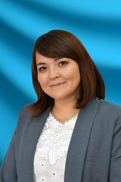 Хакимова Лилия Жамилевна